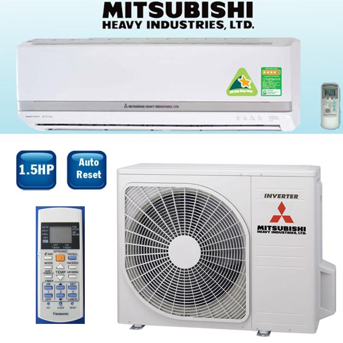 Điều hòa Mitsubishi Heavy