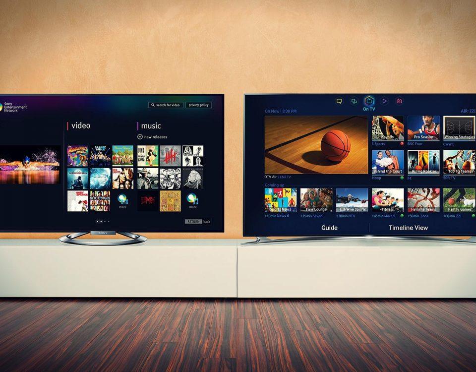 Giúp bạn lựa chọn tivi Sony hay Tivi Samsung