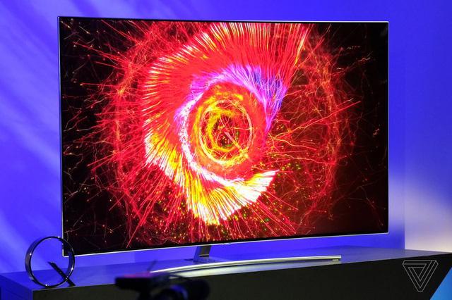 CES 2017 - Samsung Giới Thiệu Tivi Công Nghệ QLED