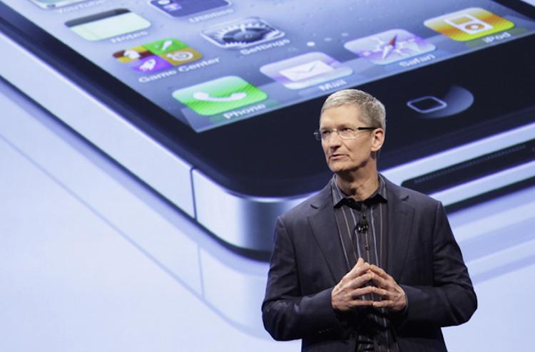 iPhone 8 cảm biến vân tay, mở khóa bằng mống mắt