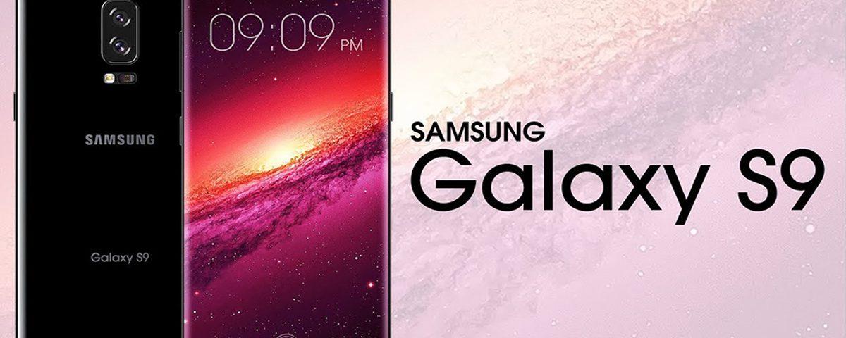 Điện thoại samsung-s9